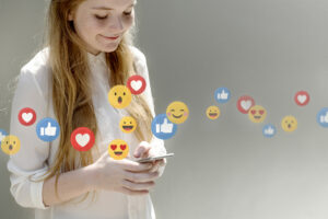 Today's Teens Seek Approval Through Social Media